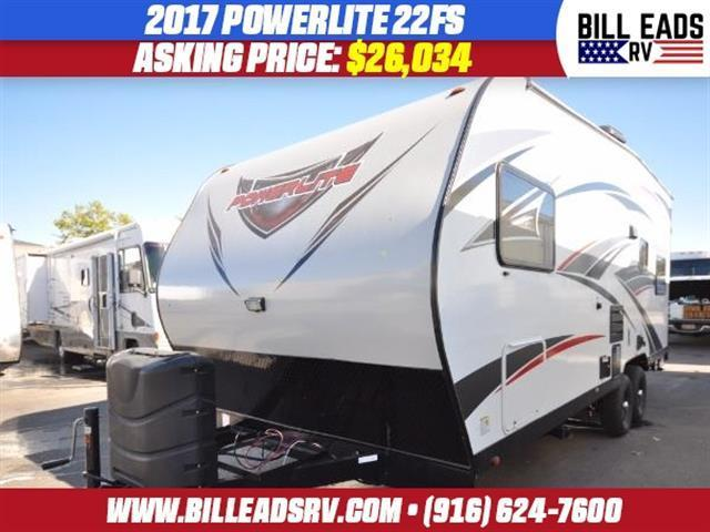 2017 Pacific Coachworks Powerlite 22FS