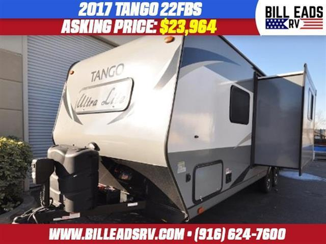 2017 Pacific Coachworks Tango 22FBS