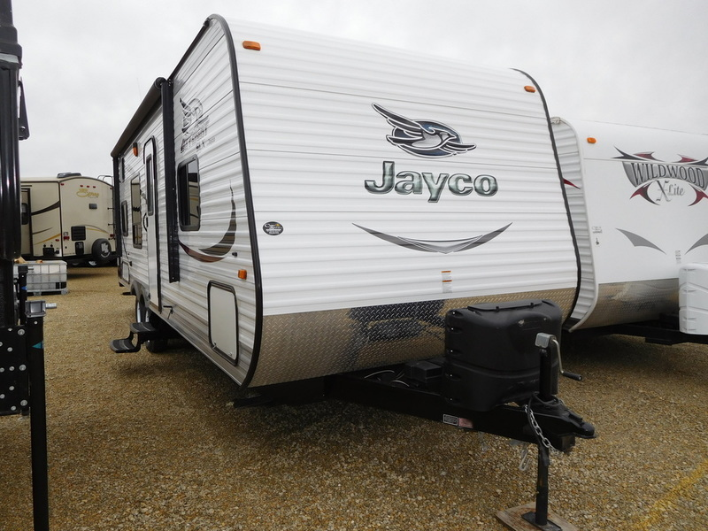 2015 Jayco Jay Flight SLX 264BHW