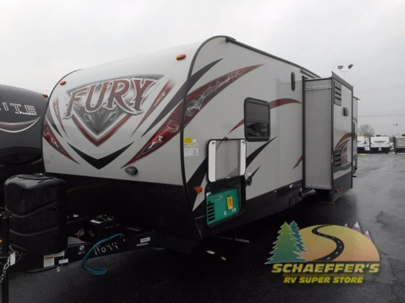 2017 Prime Time Rv Fury 3012X