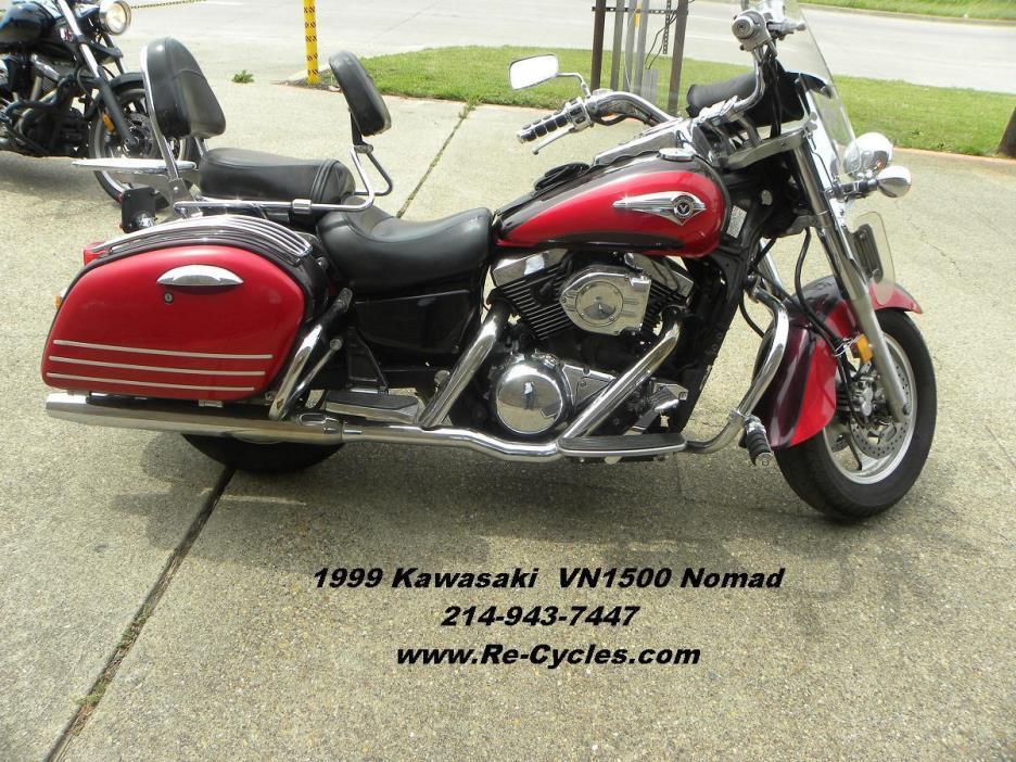 1999 Kawasaki VULCAN 1500 NOMAD