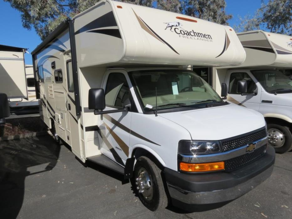 2017 Coachmen Freelander 22QBC