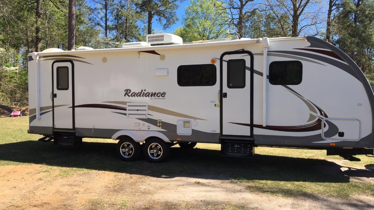 2013 Cruiser Rv Corp RADIANCE