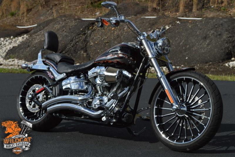 2014 Harley-Davidson FXSBSE - CVO Breakout