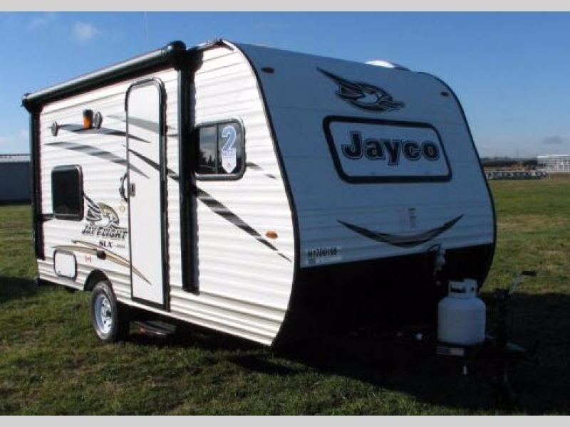 2017 Jayco Jay Flight SLX 154BH
