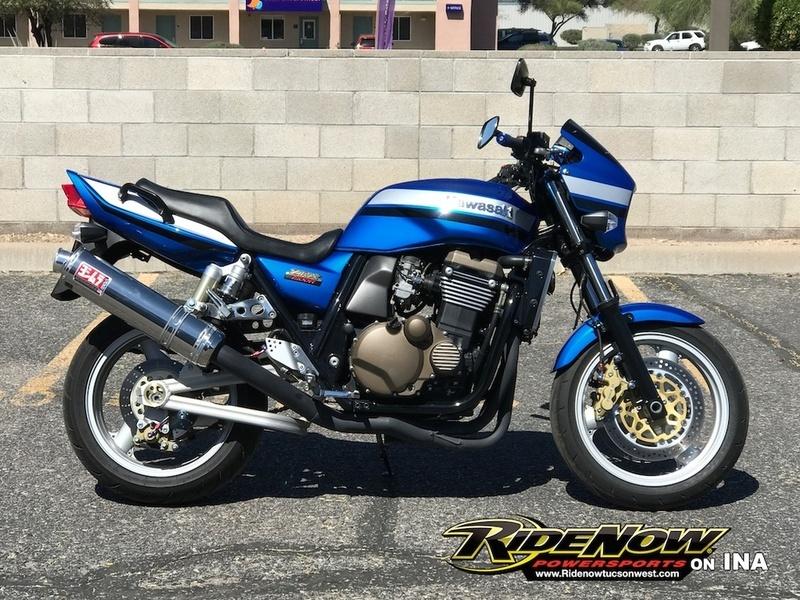 2003 Kawasaki ZRX1200R