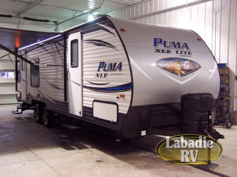 2018 Palomino Puma XLE Lite 25RSC