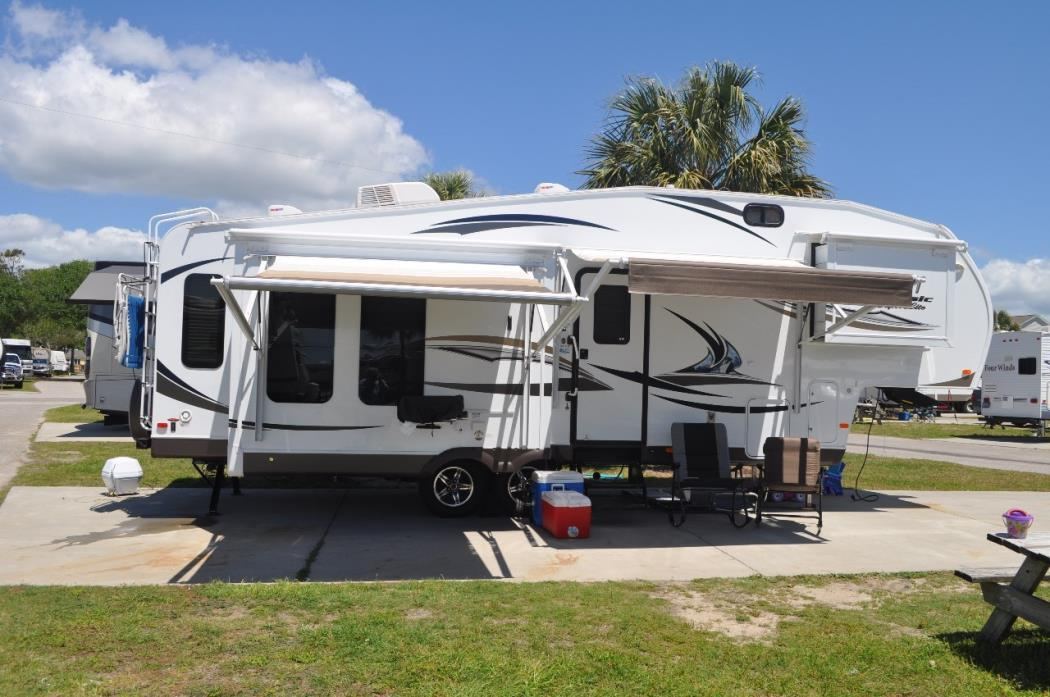 2014 Forest River Flagstaff 8528ikws Rvs For Sale