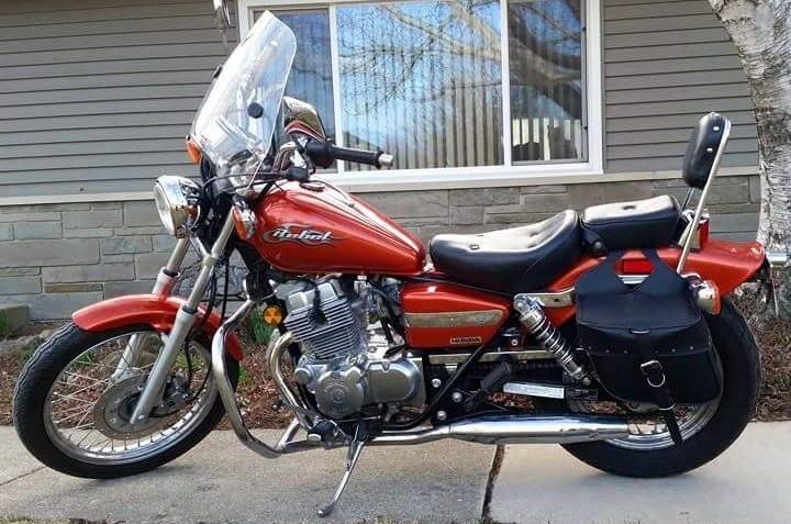 2005 Honda REBEL