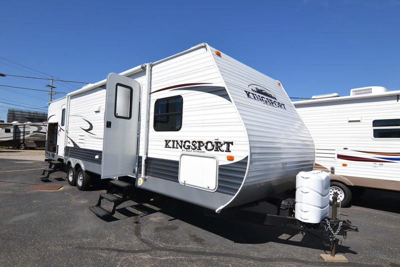 2013 Gulf Stream Kingsport 321TBS