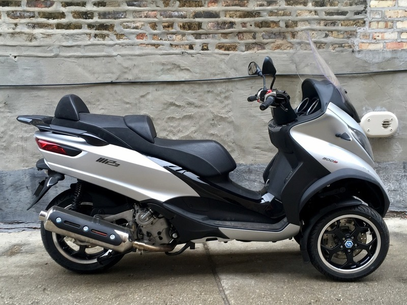 piaggio mp3 500 motorcycles for sale. Black Bedroom Furniture Sets. Home Design Ideas