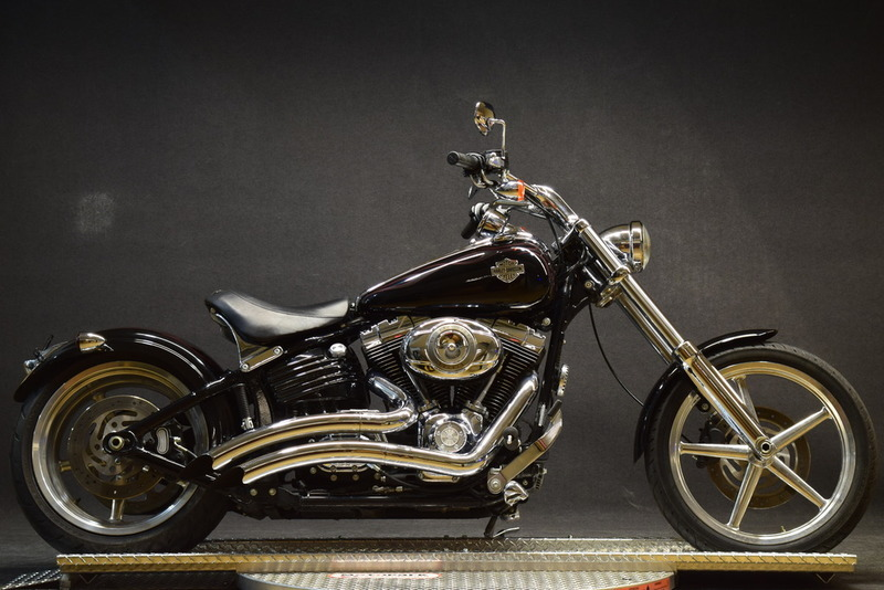 2009 Harley-Davidson FXCW - Rocker