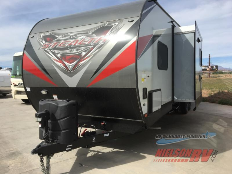2017 Forest River Rv Stealth FQ2916