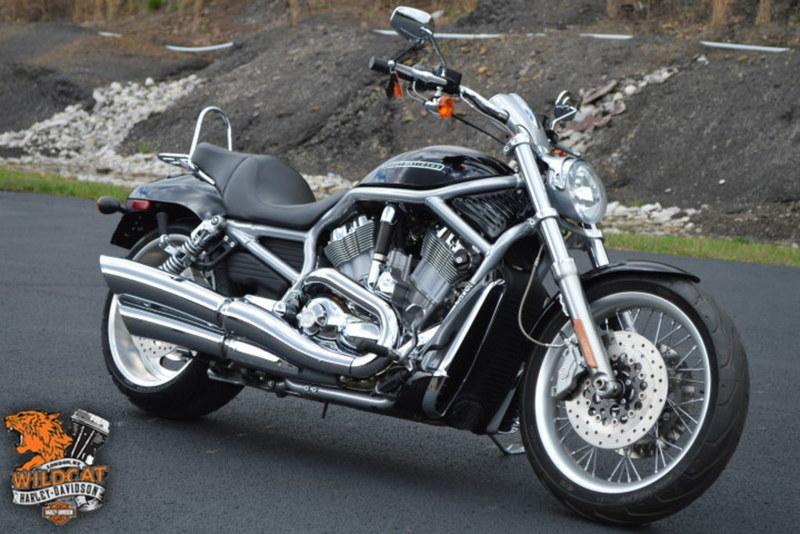 2009 Harley-Davidson VRSCAW - V-Rod