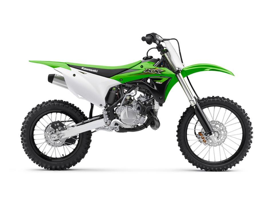 2017 Kawasaki KX100
