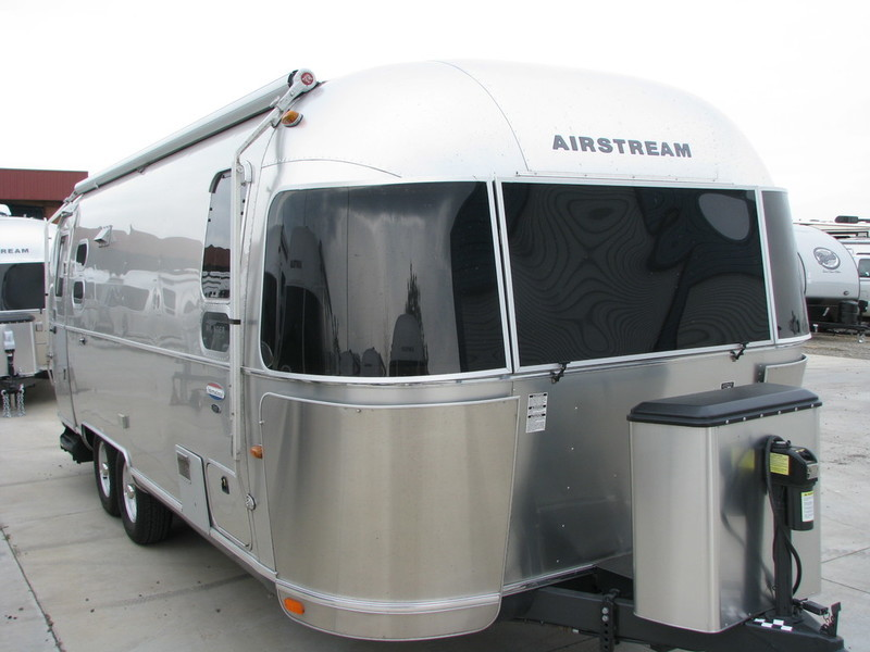 2013 Airstream International Signature 25FB