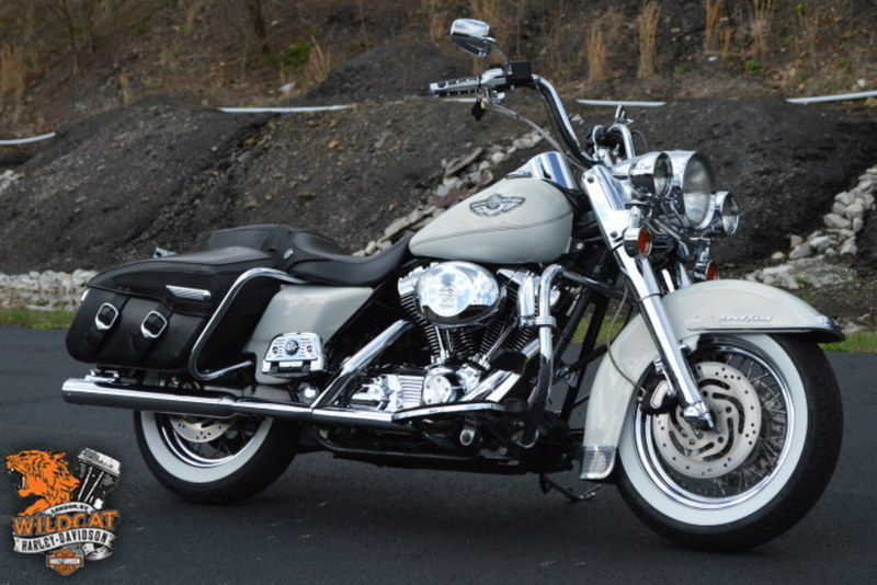2003 Harley-Davidson FLHRC - Road King Classic