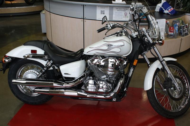 2009 Honda Shadow Spirit 750
