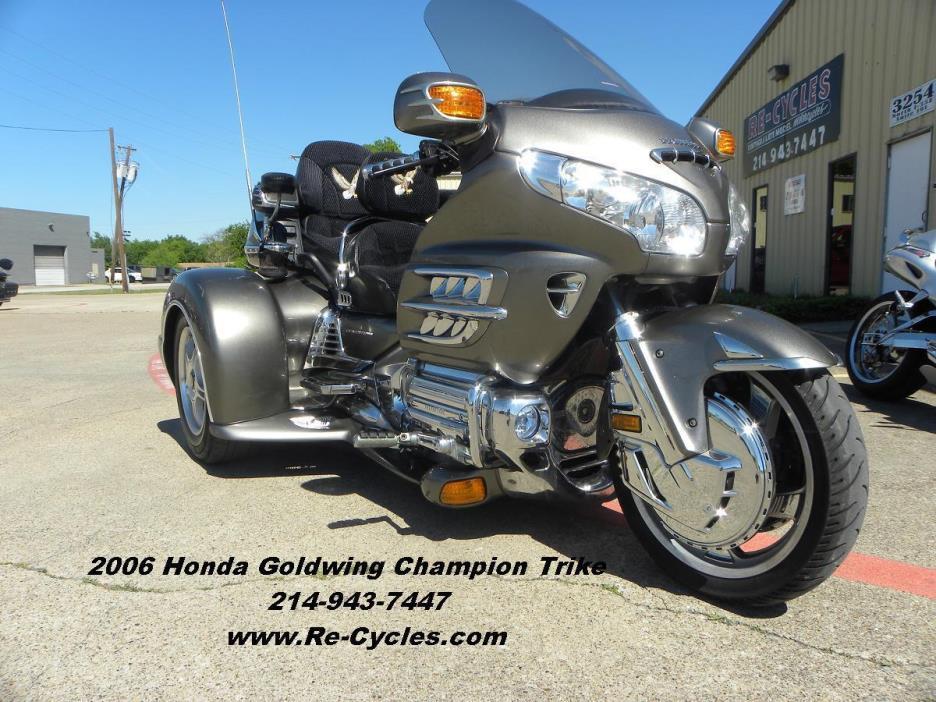 2006 Honda Champion Goldwing