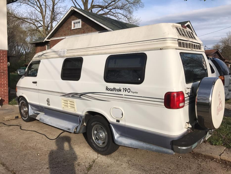 1998 Roadtrek 190 POPULAR