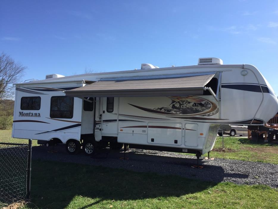Keystone Montana 3402rl Rvs For Sale