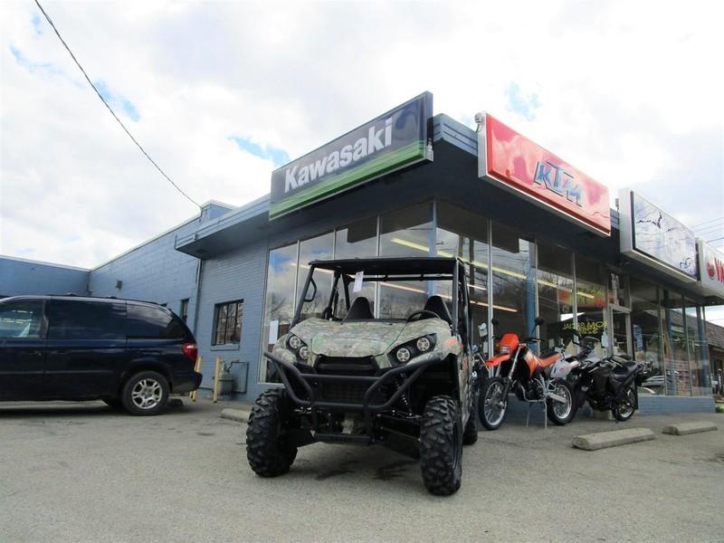 2016 Kawasaki Teryx Camo