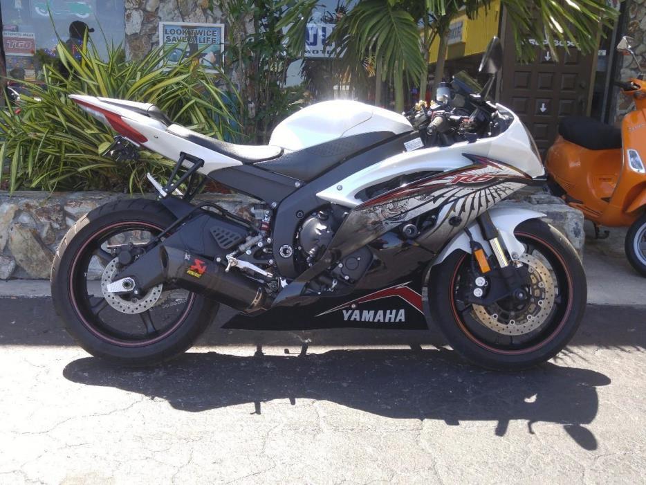2012 Yamaha YZF R6