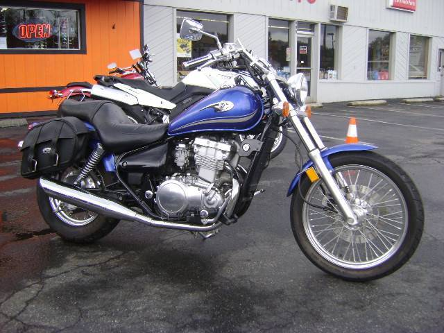 2005 Kawasaki Vulcan 500 Motorcycles For Sale