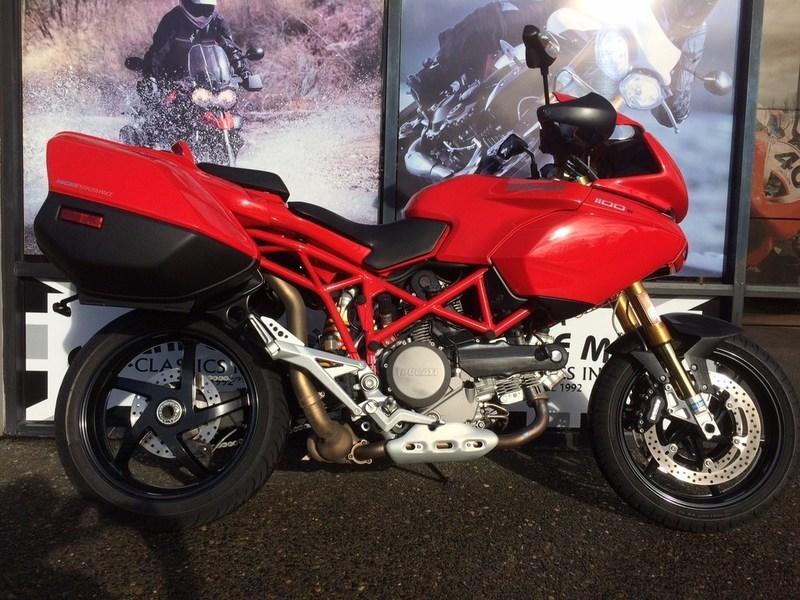 2008 Ducati MT1100S