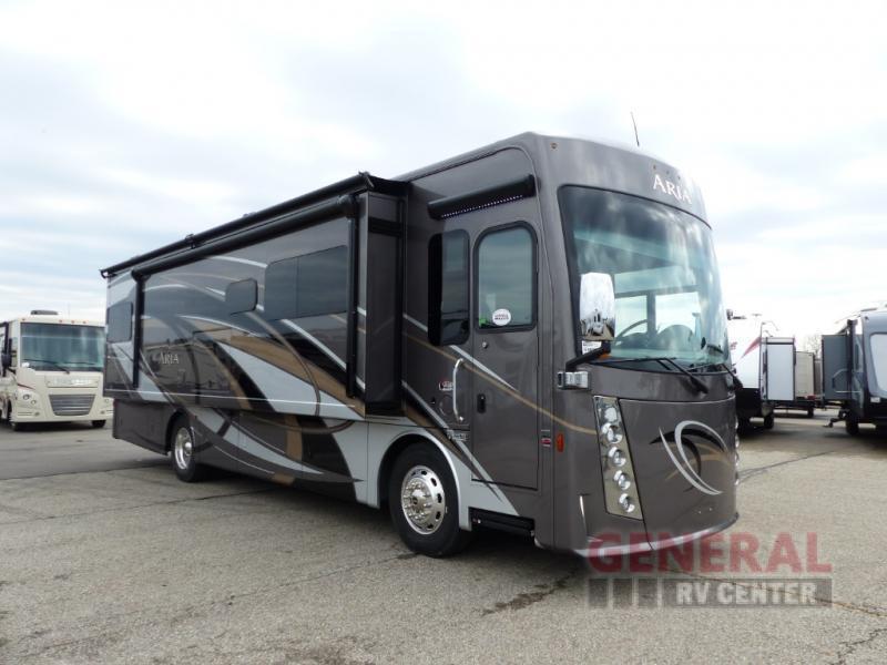 2017 Thor Motor Coach Aria 3401