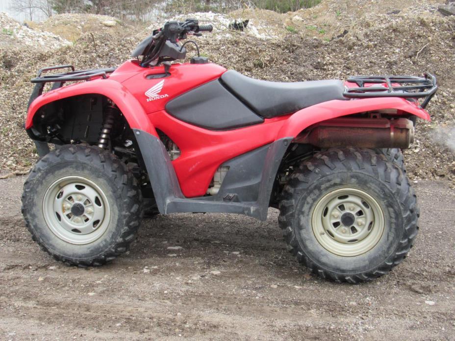 2012 Honda FOURTRAX RANCHER ES