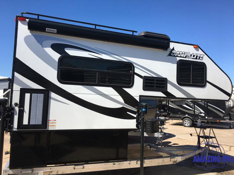 2015 Livinlite CampLite Camplite Truck Campers 6.8