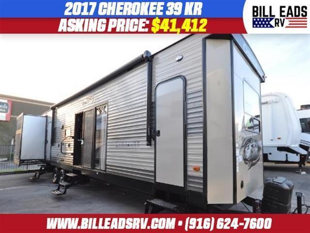 2017 Cherokee 39 KR