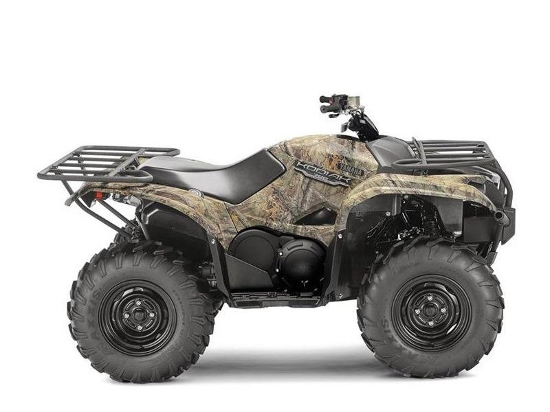 2017 Yamaha Kodiak 700 Realtree Xtra