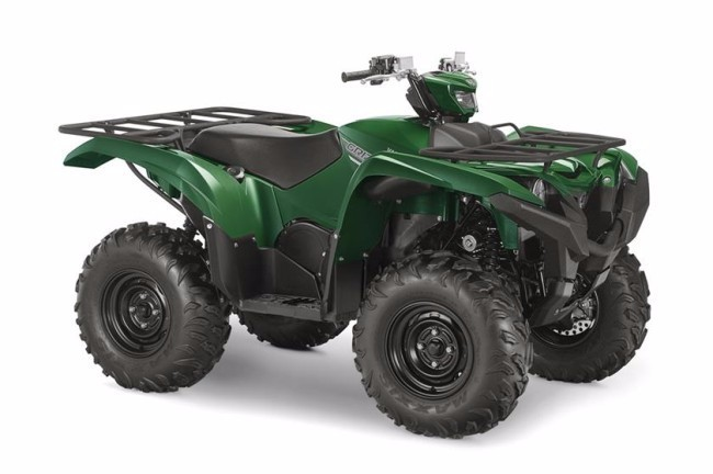 2016 Yamaha GRIZZLY 700 EPS