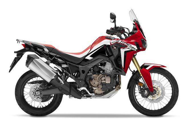 2016 Honda AFRICA TWIN DCT AUTO / ABS