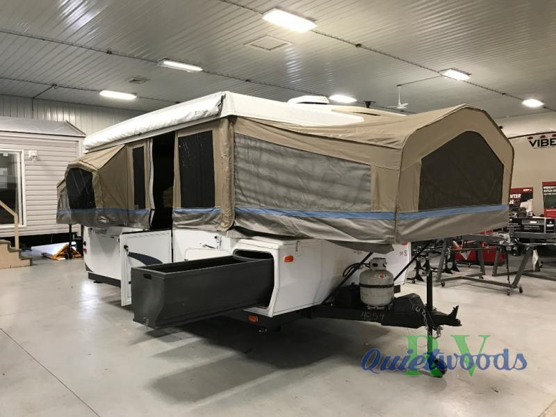2012 Forest River Rv Flagstaff Classic 425D