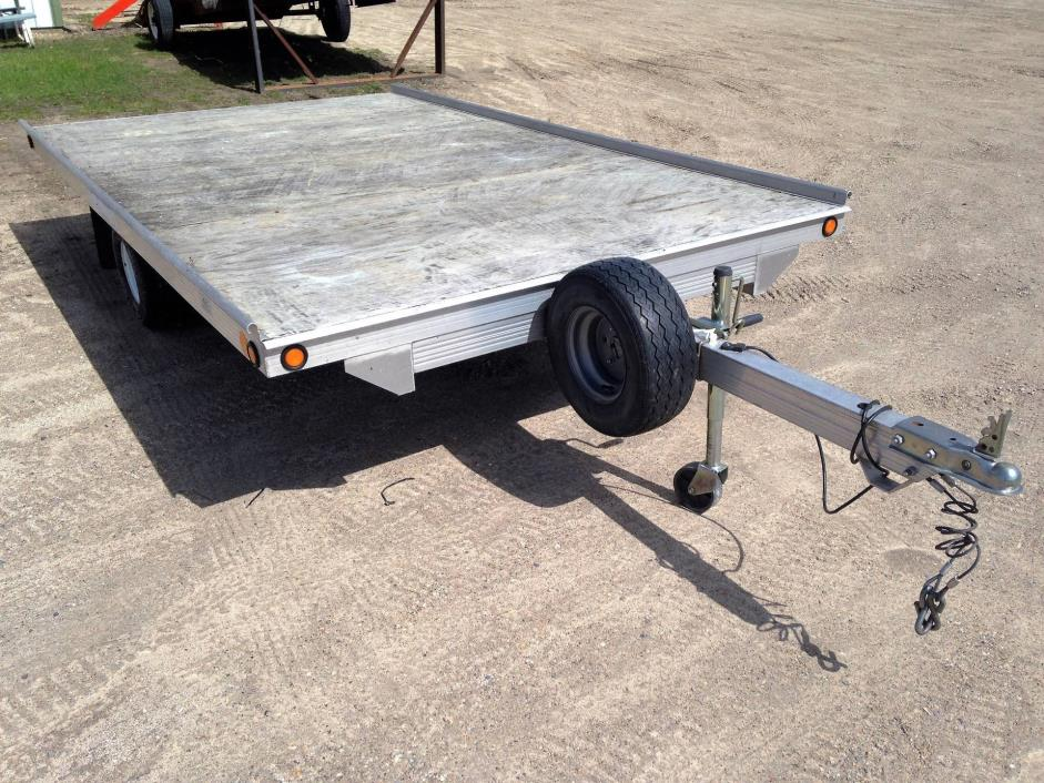 2006 Newmans Trailers 3 Place