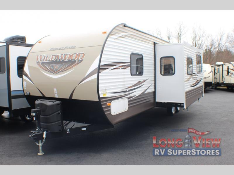 2017 Forest River Rv Wildwood 30KQBSS