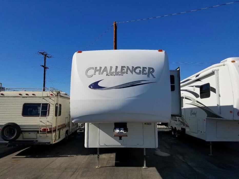 2006 Keystone Challenger by Keystone 32TPK