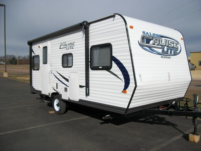 2015 Forest River Salem Cruise Lite 205RD