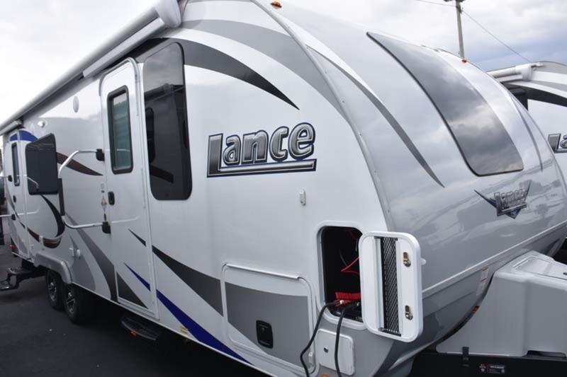 2017 Lance Travel Trailer 2285