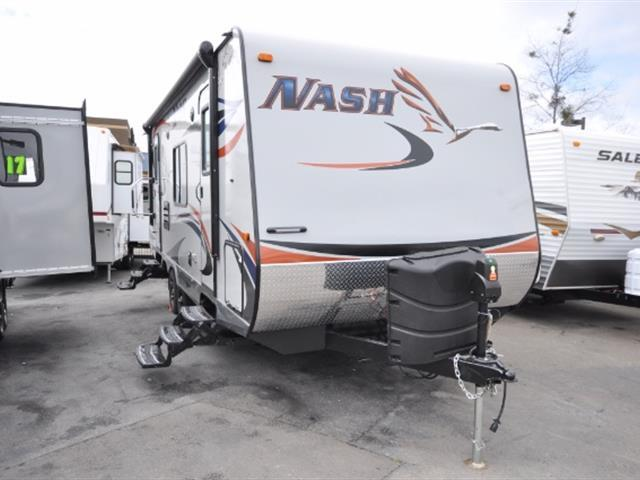 2017 Northwood Nash 24M