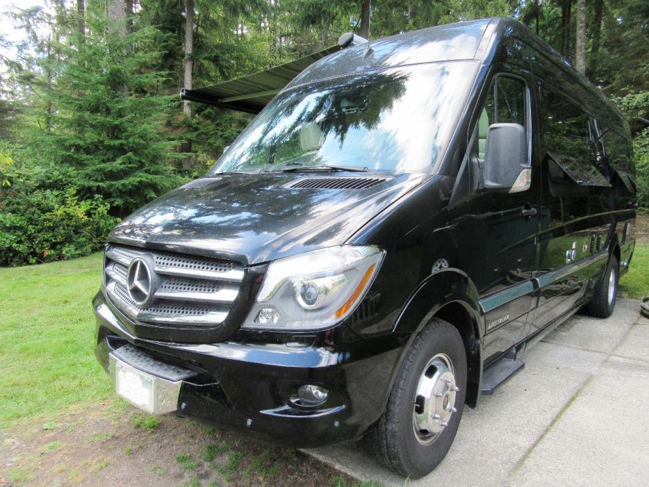 2014 Airstream INTERSTATE GRAND TOUR 3500 EXT