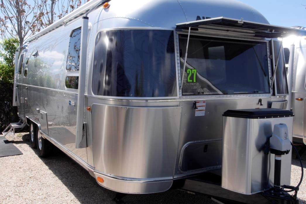 2017 Airstream Tommy Bahama 27FB