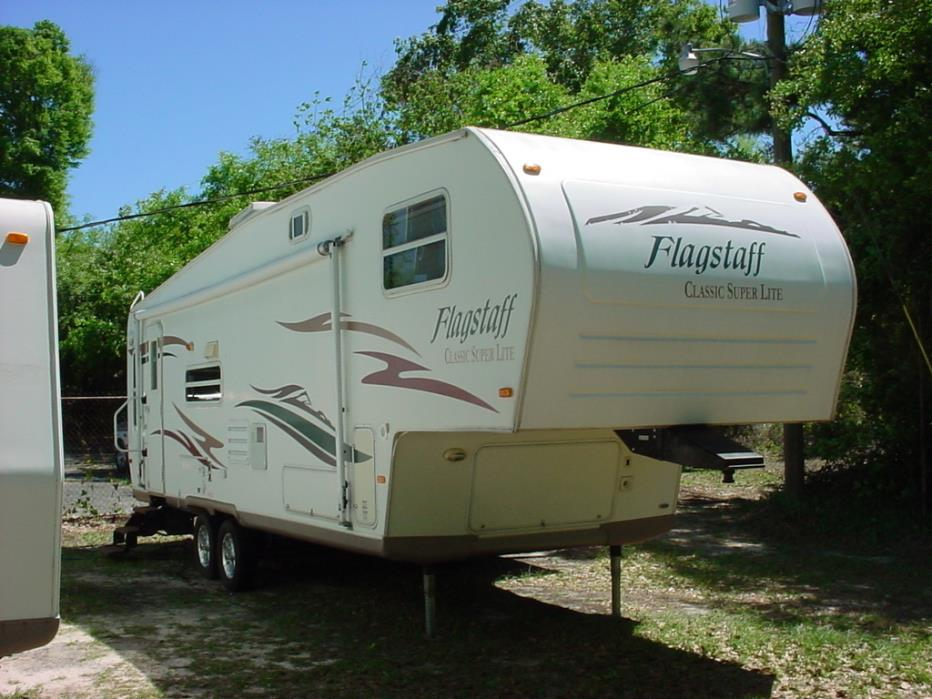 2007 Forest River FLAGSTAFF CLASSIC SUPER LITE