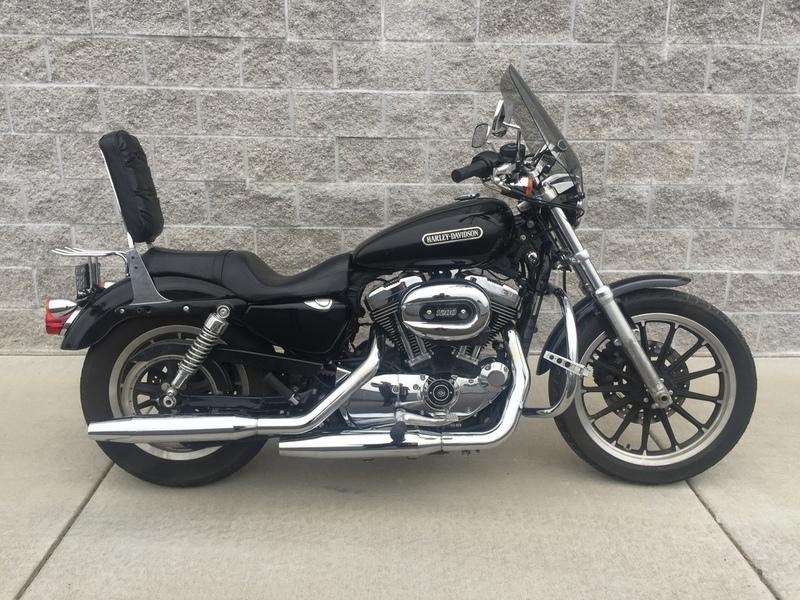 2008 Harley-Davidson XL 1200L - Sportster 1200 Low