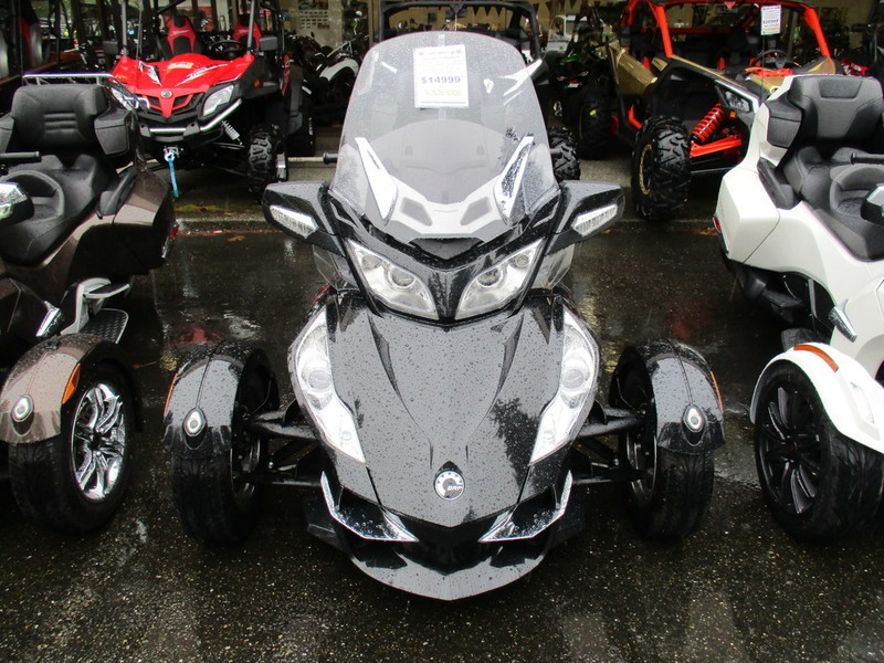 2010 Can-Am Spyder Roadster RT-S
