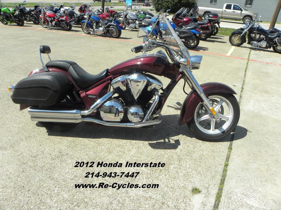 honda interstate vt1300ct motorcycles for sale