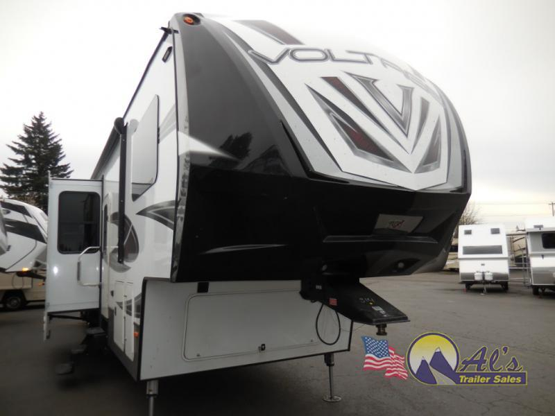 2017 Dutchmen Rv Voltage V3605